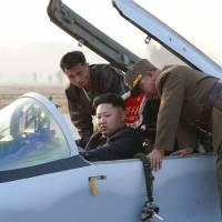 Unlike flight-fright late dad, Kim, the air marshal, fancies planes, has runways readied