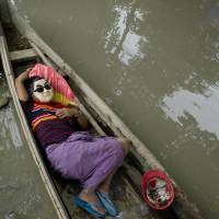 Hundreds dead, millions displaced as monsoon rains heap misery on Asia