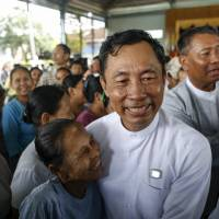 After failed attempts to remove rival, Myanmar's president used force