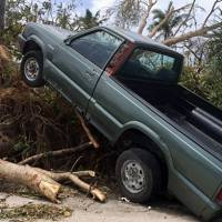 Obama declares typhoon-devastated Saipan, Mariana territory disaster zone