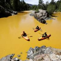 Gold mine wastewater spill prompts Colorado, Navajo Nation to declare emergency