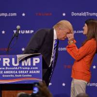 Trump came in with gloves off, looks to bully Bush with withering wrath