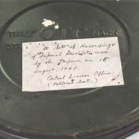 This container was used to store the original recording of late Emperor Hirohito's war-ending speech and another postwar address. | REUTERS