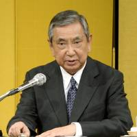 Ex-Lower House speaker Kono says Abe's WWII statement 'not convincing'