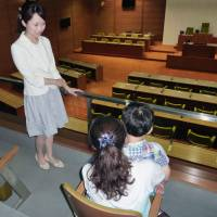 Mothers with young children being turned away from local assemblies