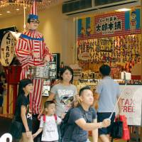 Osaka drawing more foreign visitors; may see record 5 million this year