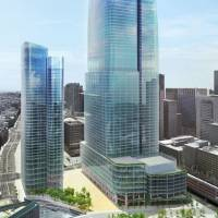 Mitsubishi Estate plans Japan's tallest building near Tokyo Station