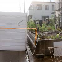Three hurt in Kanagawa by wind gusts blamed on tornado