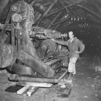 Rare photos of wartime underground factory found in U.S. archives