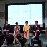 U.N. opens office dedicated to women's empowerment in Tokyo