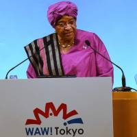 'Empower women,' say global female leaders at World Assembly for Women