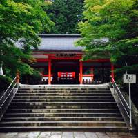 Mount Koya sites exemplify 'parallel universe' where war criminals are martyrs