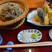 Takama: Affordably luxurious soba lunches