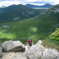 Climbing Maine's Katahdin is not for sissies