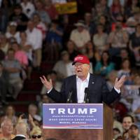 Trump's 'yellow peril' jibes break with GOP script