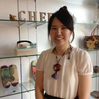 Chie Suzuki: 'I'm always thinking about what to make next'