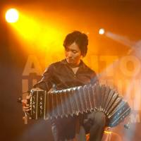 Koji Hirata finds the 'soul of tango' through his bandoneon