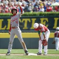 Japan beats Mexico to claim spot in Little League World Series title game