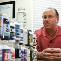 The Godfather speaks: Former BALCO founder Victor Conte tells The Japan Times that doping in sports today is far more prevalent than is generally believed. | COURTESY PHOTO