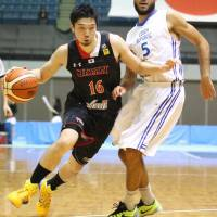 Japan sharpshooter Keijuro Matsui  finished with a team-high four 3-pointers against the Czech Republic in Friday's exhibition game.