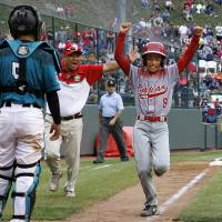 Japan advances in Little League WS