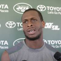 Jets QB Smith sidelined with broken jaw after punch from teammate