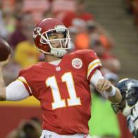Chiefs hold off rusty Seahawks