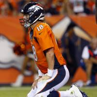 Manning unconcerned by rusty preseason form