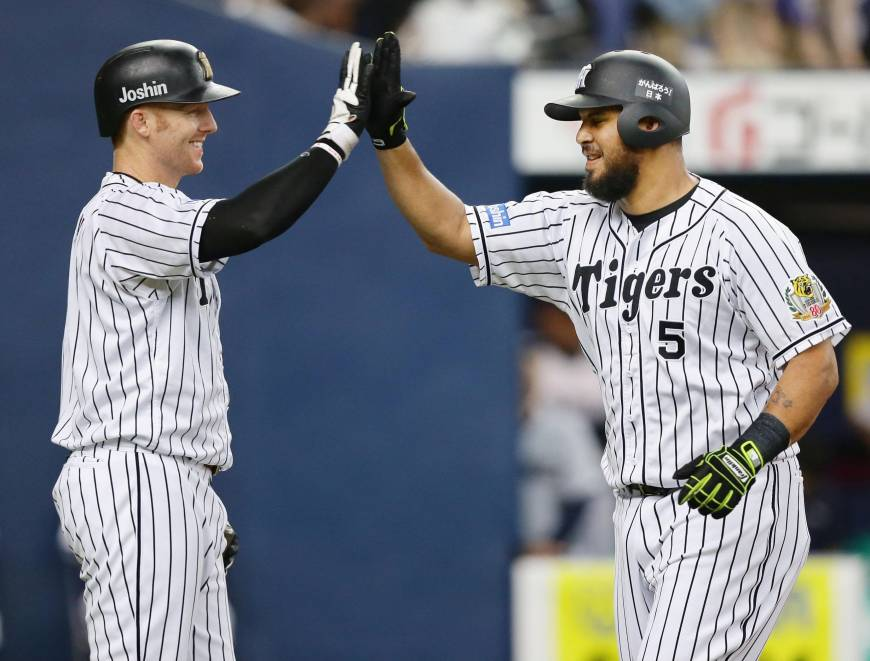 Tigers make strong start to extended road trip