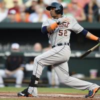 Mets acquire Cespedes from Tigers