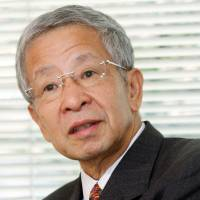 Former vice finance minister Sakakibara sees end to era of weaker yen
