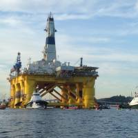 Environmentalists elated as Shell sheds quest to drill off Arctic Alaska but oil prospects dim