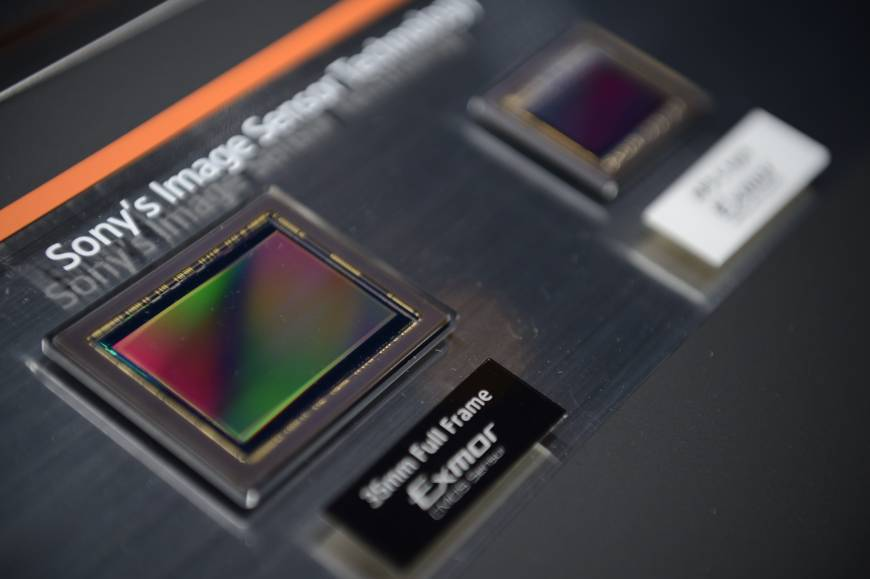 Sony developing 1,000-pictures-a-second sensor