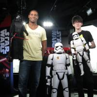 New Star Wars figurines revealed in Tokyo during global YouTube event