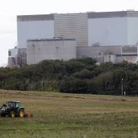 Britain pledges £2 billion for proposed, China-backed first U.K. nuclear plant in 20 years