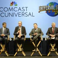 Comcast to buy 51% stake in theme park operator USJ, companies confirm