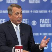 Boehner likens Republican hard-liners to unrealistic 'false prophets' who can't deliver