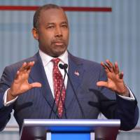 Iowa polling finds low-key Carson in dead heat with bombastic Trump