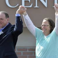 Religious liberty advocates split on Kentucky clerk's stance against issuing gay marriage licenses