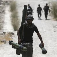 Just handful ready; Congress-OK'd $500 million project to train Syria rebels a 'total failure'