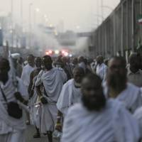 Saudis to blame for deadly hajj crush that killed at least 717, Iran's supreme leader charges
