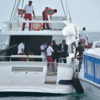 Maldives president safe after boat blast; foul play ruled out