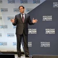 GOP hopeful Rubio would rule out granting illegal immigrants citizenship during his presidency
