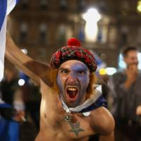 Year after poll loss, Scotland envisages new referendum on independence