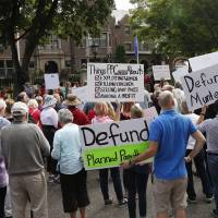Shutdown scenario looms again as Republicans look for way to cut funds to Planned Parenthood