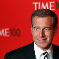 MSNBC brings Brian Williams back to anchor pope visit coverage