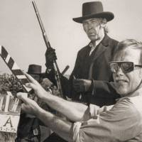 Weapons loaded: Sam Peckinpah on the set of 'Pat Garrett and Billy the Kid.' | © 2005-2015 EL DORADO PRODUCTIONS. ALL RIGHTS RESERVED.