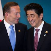 Japan waits to see whether new Australian leader will rock the boat on defense
