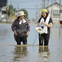 All 15 missing in deadly Ibaraki flooding are confirmed safe