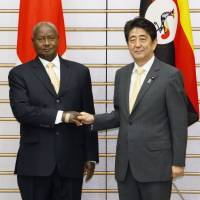 Japan to extend up to ¥20 billion in loans for Uganda road infrastructure